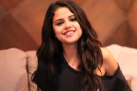 Selena Gomez sobre ex novio: Siento que desperdicié un año de mi vida