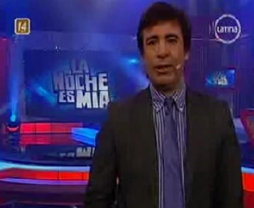 Video: Carlos Carlín pide disculpas públicas por reportaje en La Noche Es Mía