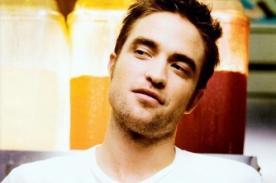 Robert Pattinson confiesa que hizo dieta extrema para sesión de fotos
