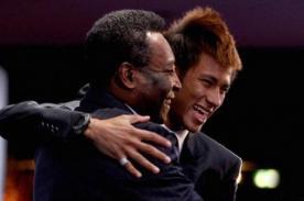 Pelé: Messi es una copia de Maradona, así que Neymar será mejor