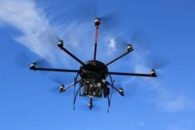 Helicóptero espía entrenamiento de Holanda - Clasificatorias Brasil 2014