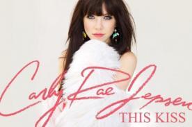 Carly Rae Jepsen estrena primer sencillo de su álbum Kiss