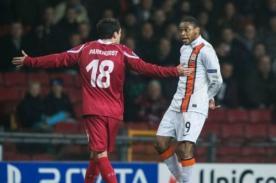 Video: Delantero del Shakhtar anotó el gol más desleal de la historia