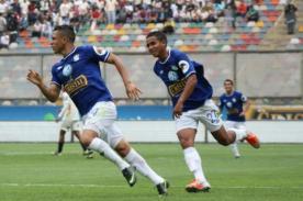 Sporting Cristal vs Cienciano (3-3) en vivo por CMD - Descentralizado 2012