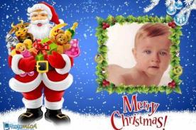 Crea postales de Navidad gratis con tu foto