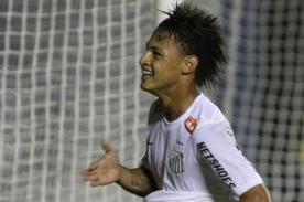 Video: Conoce a Neilton, sucesor de Neymar en el Santos - Fútbol Brasileño