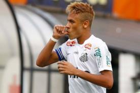 Video: Neymar causa furor con sus nuevos pasos de baile - Paulistao