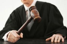 Juez se autocondena por olvidarse de apagar su celular en audiencia