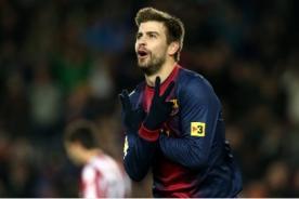 Piqué: El único equipo que le puede remontar un 4-0 al Bayern somos nosotros