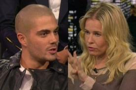The Wanted: Presentadora le realizó incómoda pregunta a Max George