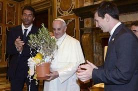 Papa Francisco sobre Italia vs Argentina: Quiero un partido honesto