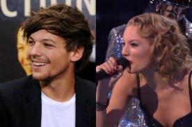 Louis Tomlinson responde a declaración de Taylor Swift en los VMA 2013