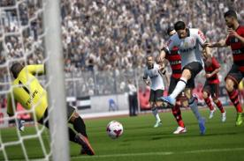 Paolo Guerrero será sensación en FIFA 14 con el Corinthians