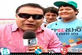 Video: Revive la previa de Juan Carlos Orderique en Fútbol en América