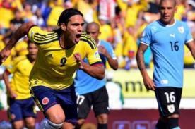 Eliminatorias Brasil 2014: Uruguay vs Colombia - en vivo por CMD (2-0)