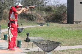 Mundial de Escopeta: Nicolás Pacheco obtuvo la medalla de plata