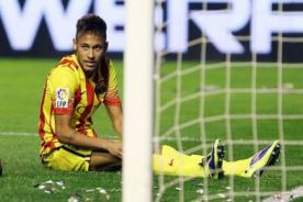 Barcelona: Compañeros de Neymar piden a árbitros que lo cuiden - Video