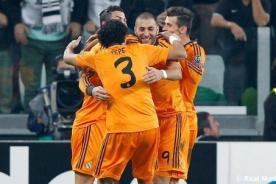Champions League: Real Madrid batió récord histórico ante Juventus