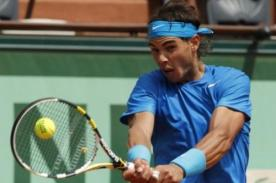 Masters de Londres: Rafael Nadal derrotó a Tomas Berdych