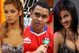 Diego Chávarri: La manzana de la discordia entre Shirley Arica y Katy García
