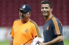 Carlo Ancelotti: Teniendo a Cristiano Ronaldo, ¿Quién quiere a Messi?