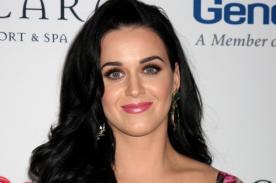 Katy Perry podría llegar al Perú el próximo año con UNICEF