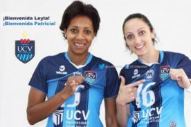 Volvió la 'Ley': Leyla Chihuán jugará en la Liga Nacional de Vóley