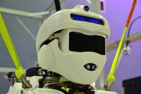 Valkyrie, el robot creado por la Nasa