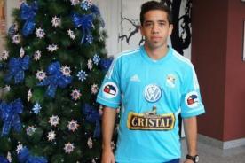 Sporting Cristal: Argentino Maximiliano Núñez será celeste el 2014