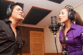 Américo y Damaris unen a Perú y Chile en canción 'Vientos de amistad'