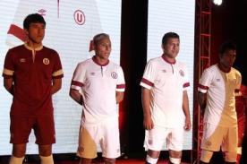 Universitario: Conoce la nueva camiseta merengue para la temporada 2014