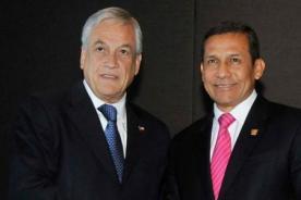Sebastián Piñera es comparado con Ollanta Humala por cantidad de invitados