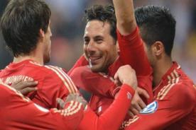 Bundesliga: Claudio Pizarro considerado en el Top Ten de goleadores