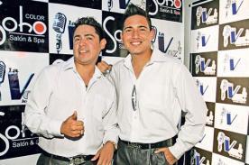 Pedro Loli y Lucho Cuéllar van a celebrar el 14 de febrero