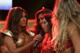 Titanes: Tilsa Lozano recibe fuertes críticas por su forma de conducir