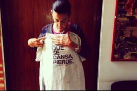 El obsequio que Leopoldo López le regaló a su madre desde la cárcel - FOTO