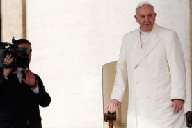 Papa Francisco hace un llamado de paz para Venezuela