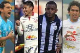 Copa Inca 2014: Los candidatos para ser el goleador del torneo
