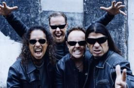 Metallica: Setlist del concierto de hoy en el Estadio Nacional