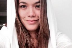Jazmín Pinedo remece redes sociales con tierna foto con una seguidora