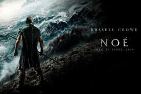 Cine en donde iba ser estrenado la película 'Noé'  se inunda