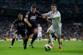 ¿A qué hora es el partido Real Madrid vs Real Valladolid? Liga BBVA