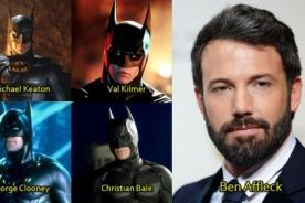 Publican primera imagen de Ben Affleck como Batman junto a Batimóvil [Foto]