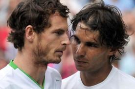 Nadal enfrentará a Murray en cuartos de final del Masters 1000 de Italia