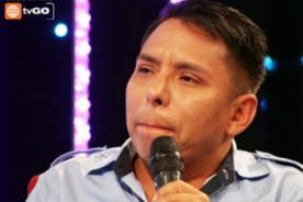Edwin Sierra asegura que no fue infiel a Milena Zárate con su hermana