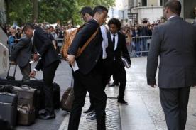 Champions League: Real Madrid ya está en Lisboa