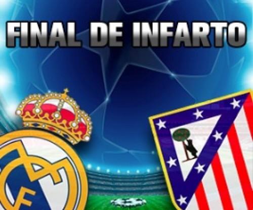 Final Champion League: ¿Quién gana Real Madrid o Atlético de Madrid?