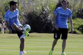 Mundial Brasil 2014: Luis Suárez se recupera y se úne a la concentración uruguaya