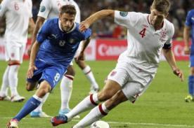 Inglaterra vs Italia: Transmisión en vivo por ATV - Mundial Brasil 2014