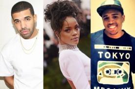Drake y Chris Brown olvidan sus diferencias para trabajar juntos [Foto]